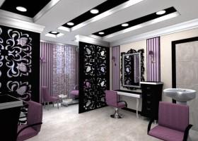 Дизайн салона красоты